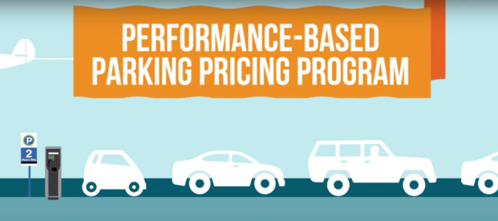 Performance-Based Pricing: A More Equitable Tool to Manage On-Street Parking