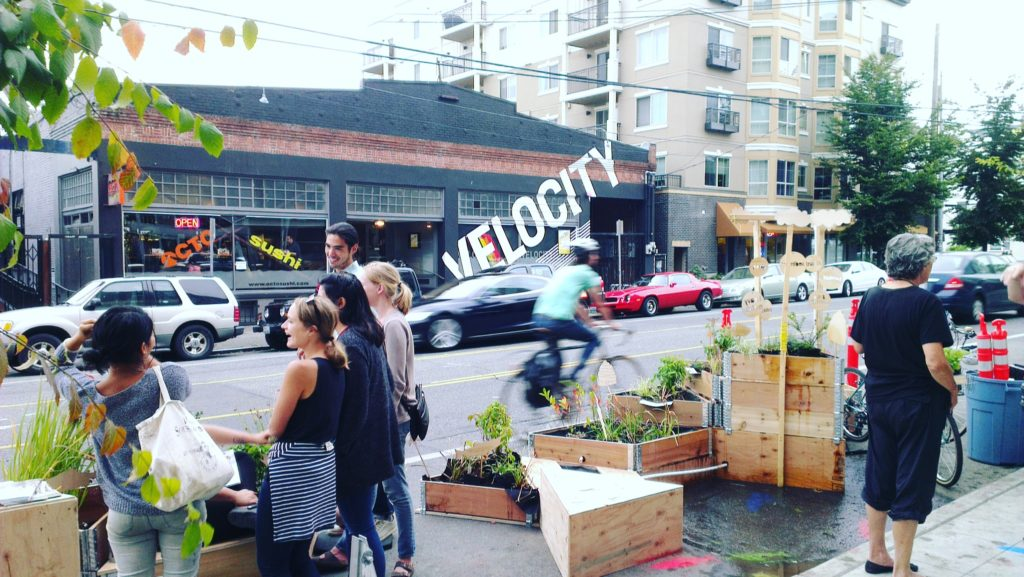 Wednesday Parking Round-Up: Oakland's city-wide parking reform, park(ing) day empowers citizens to create better public space, is parking levy more desirable than congestion pricing, and more