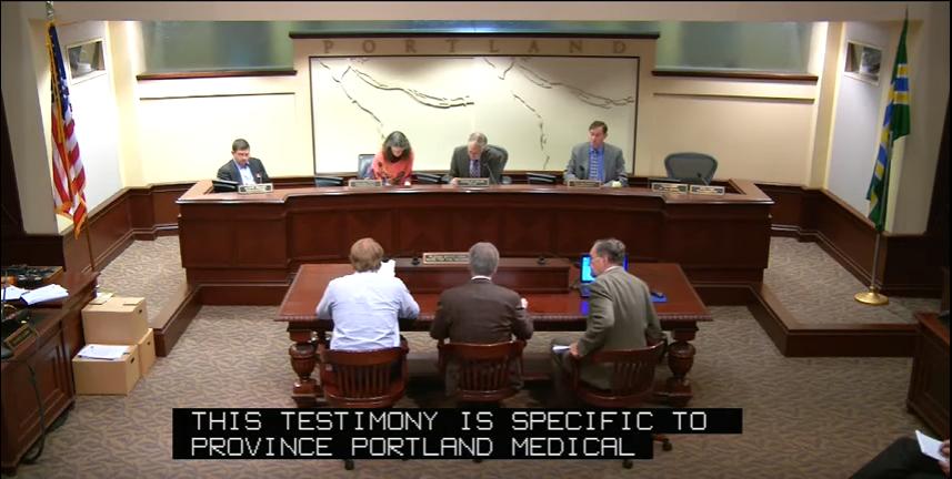 Providence Portland Opposes Parking and Transportation Demand Management Reform