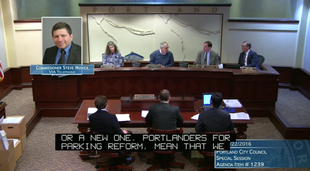 Parking Minimums Effectively Repealed In Portland – What's Next?