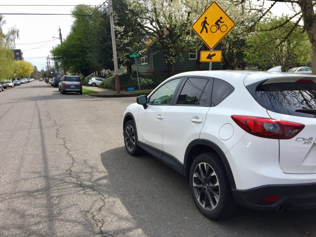 Portland Included in FHWA's Parking Pricing Case Studies